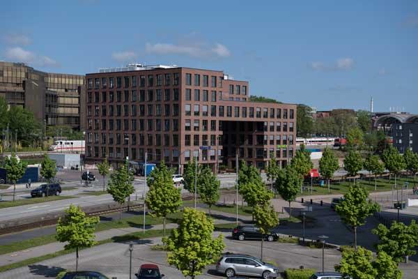 Kiel, Kaistraße